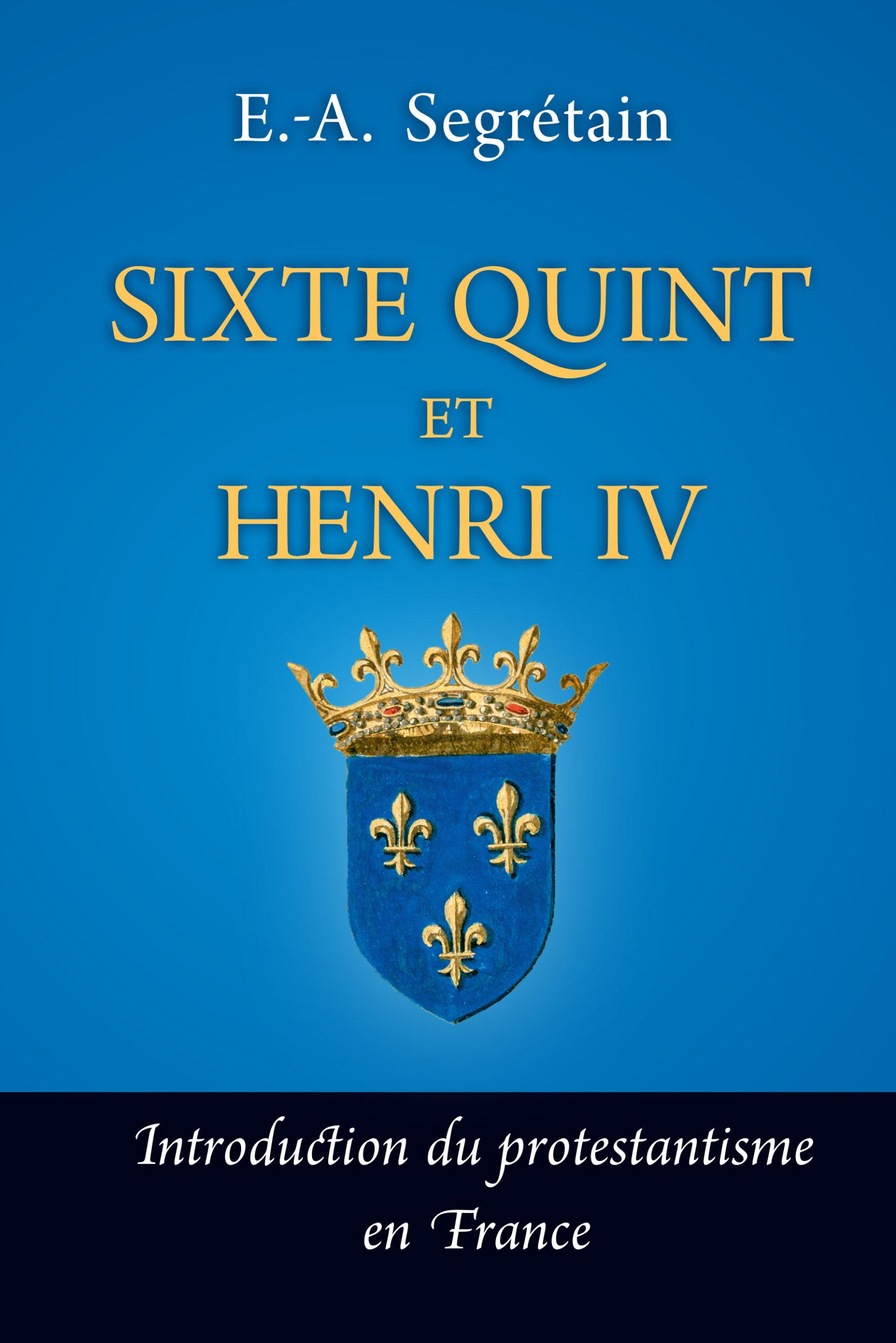 Sixte-Quint-et-Henri-IV